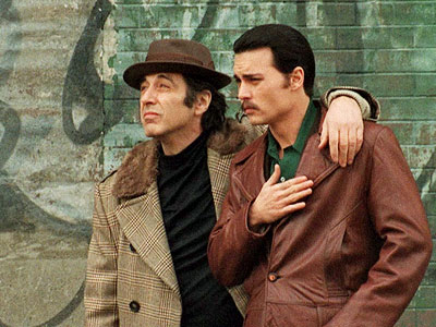 Johnny Depp Donnie Brasco 3