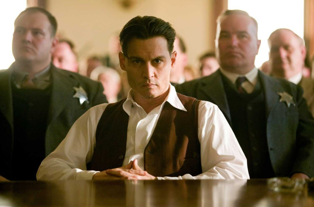 public enemies movie image Johnny Depp