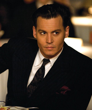 Johnny Depp Public Enemies 3