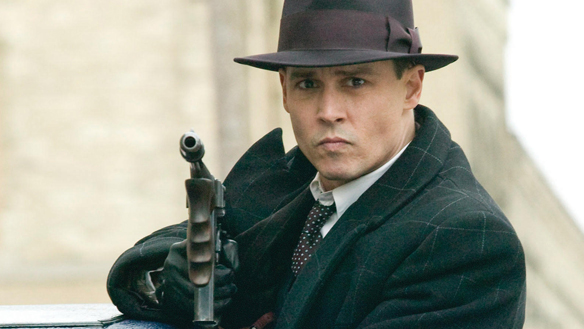 Johnny Depp Public Enemies 4