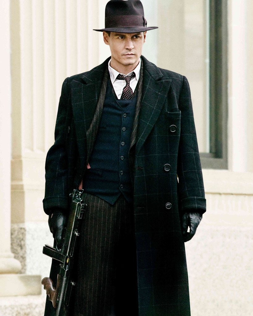 Johnny Depp Public Enemies 5