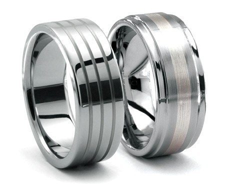 Top 10 New Metals for Mens Wedding Bands