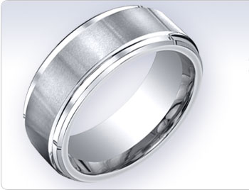 Top 10 Tough New Metals for Mens Wedding Bands 7