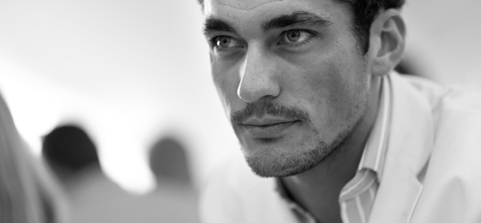 David Gandy's Style Profile and Icon