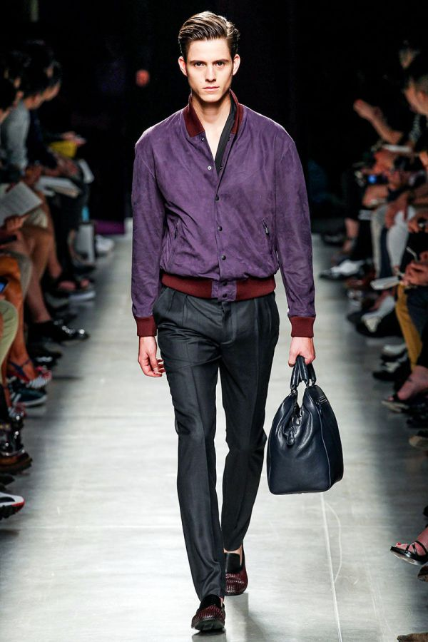 7 Men's Color Trends for Spring/Summer 2014
