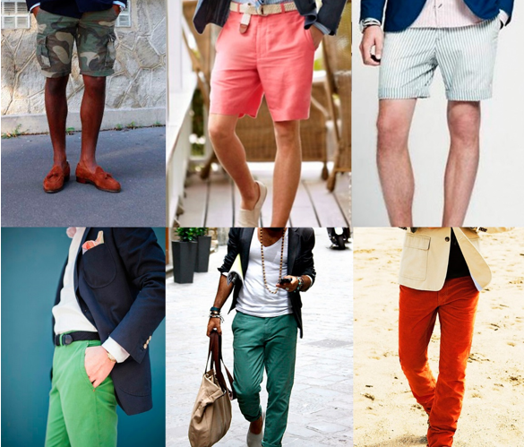 Trousers and Shorts