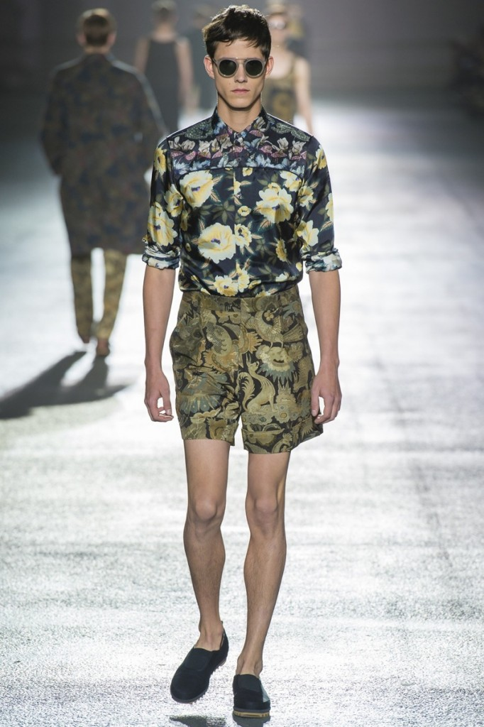 7 Mens Color Trends for Spring/Summer 2014