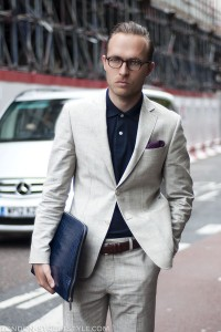 ways-to-wear-polo-shirt-with-suit