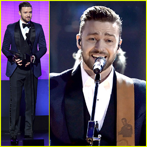justin-timberlake-drink-you-away-at-amas-2013-video