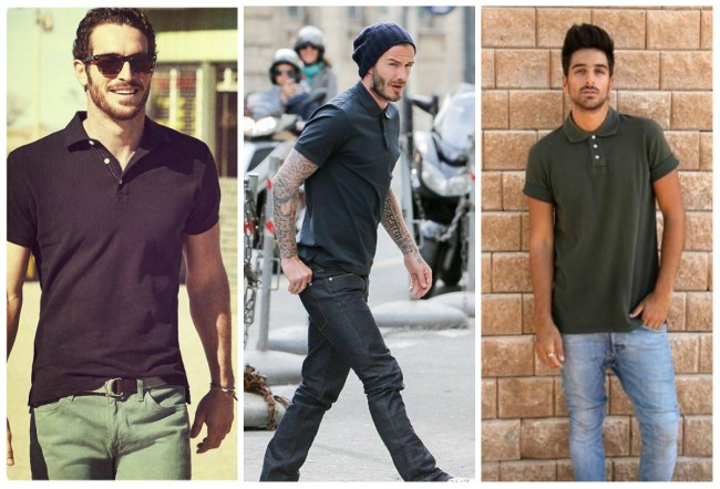 ways-to-wear-polo-shirt-with-jeans
