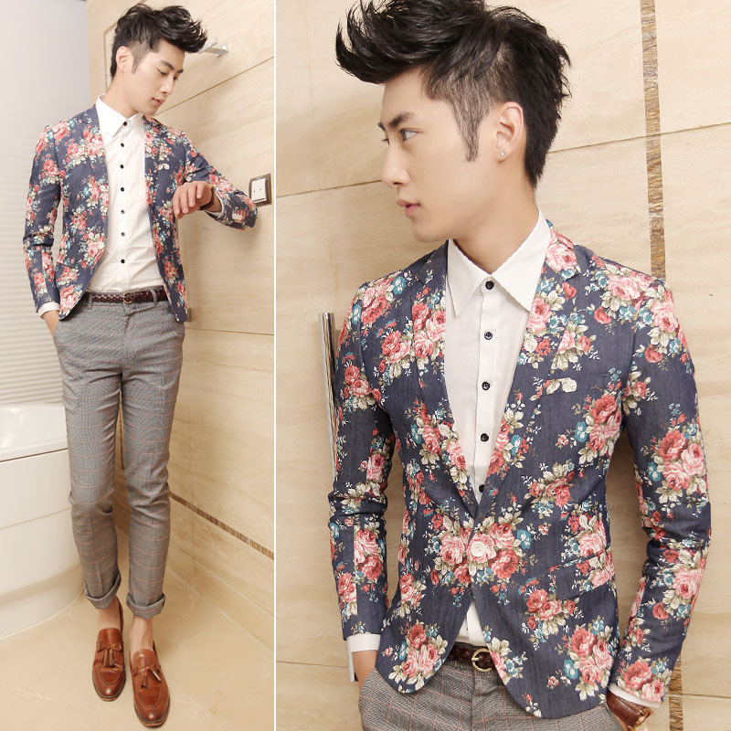 Guide to Wearing a Print Blazer