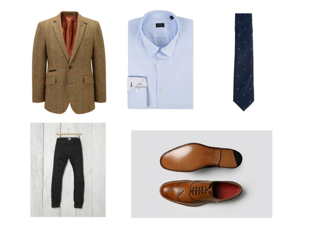 Guide to Wearing a Print Blazer - Smart Casual
