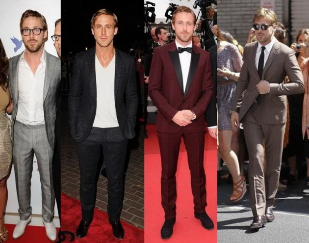 Men Of Style Ryan Gosling S Style Profile