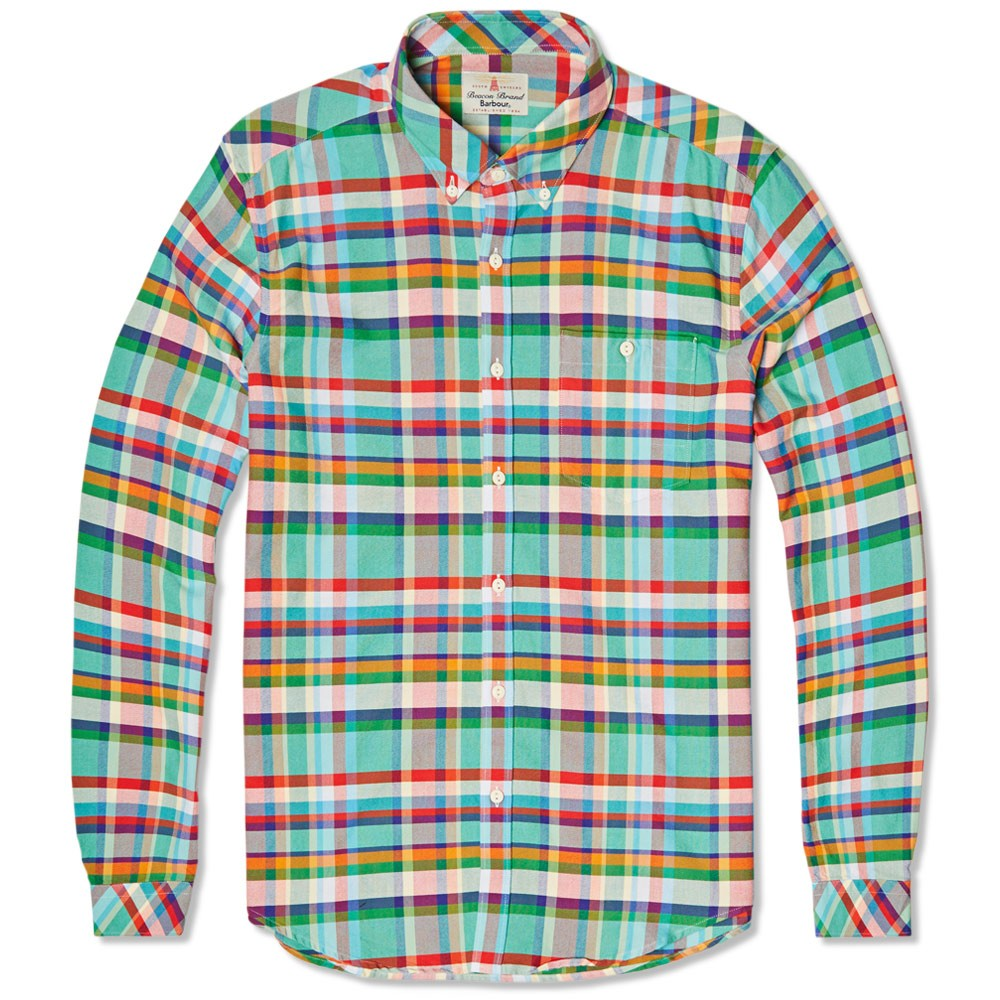 Barbour / Net Shirt