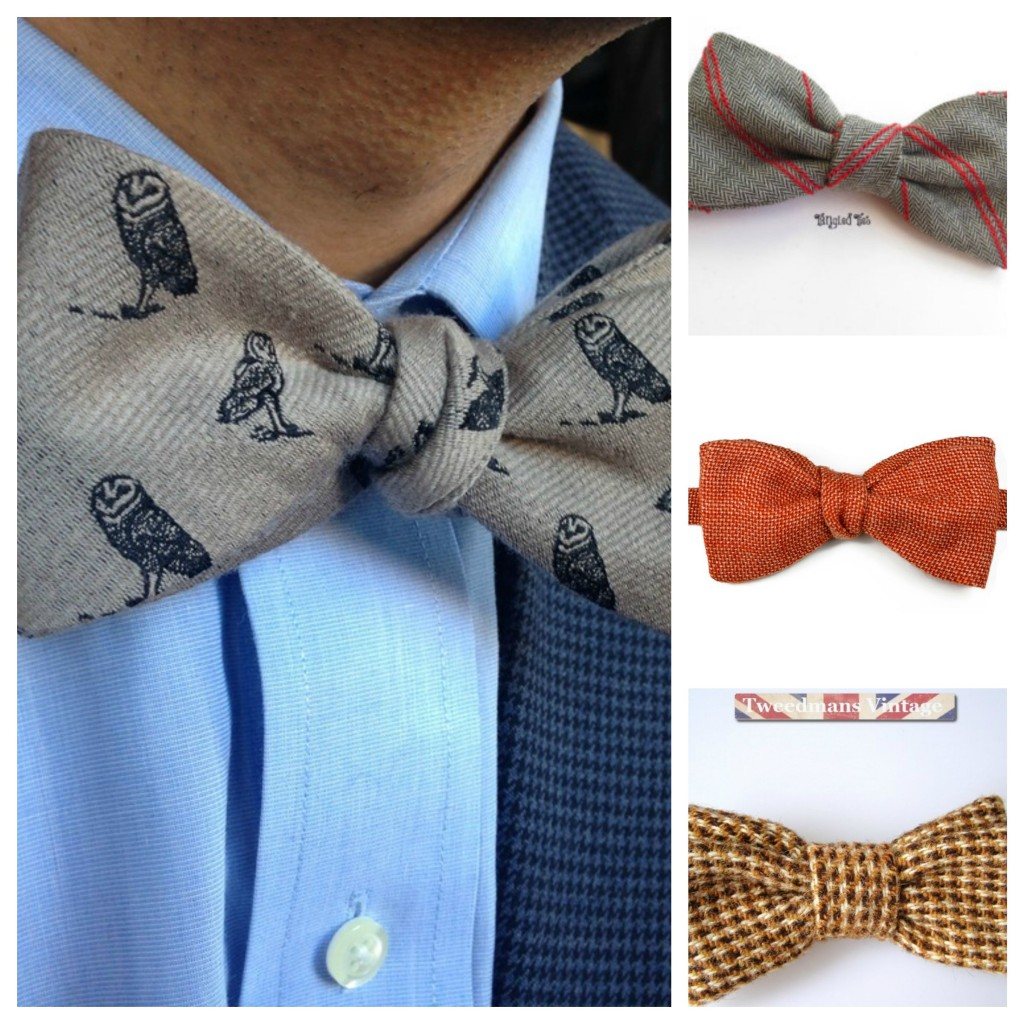 Wool Bow Tie Trends