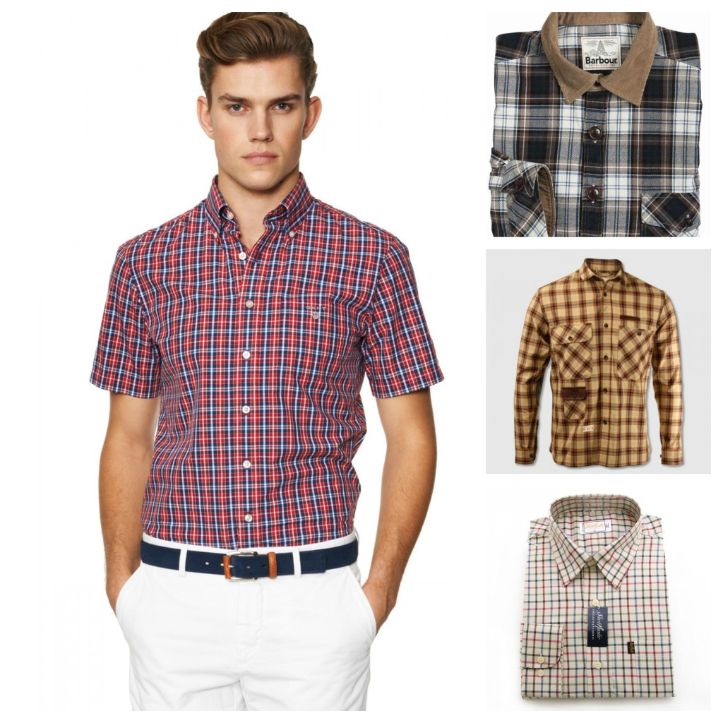 Heritage Check Shirt Trends
