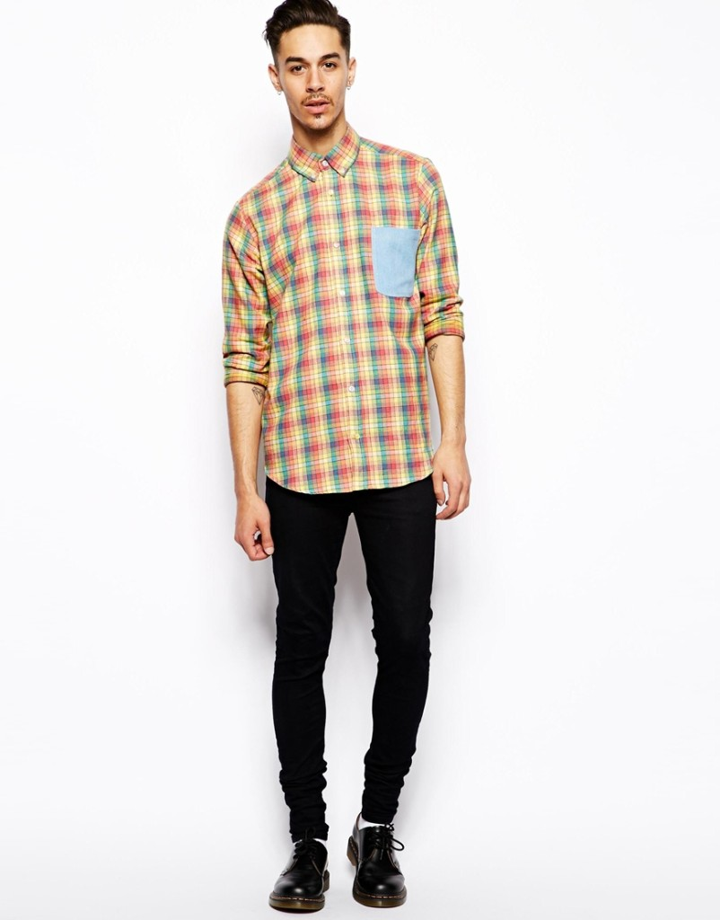 Reclaimed Vintage Check Shirt