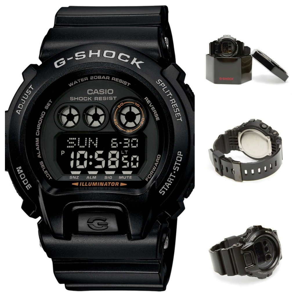 Casio G-Shock GD-X6900-1ER Watch