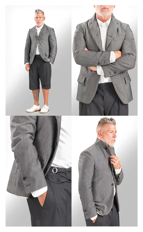 Nick Wooster + Lardini Capsule Collection