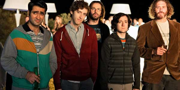 Wearing Hoodie in Silicon Valley Tv Show
