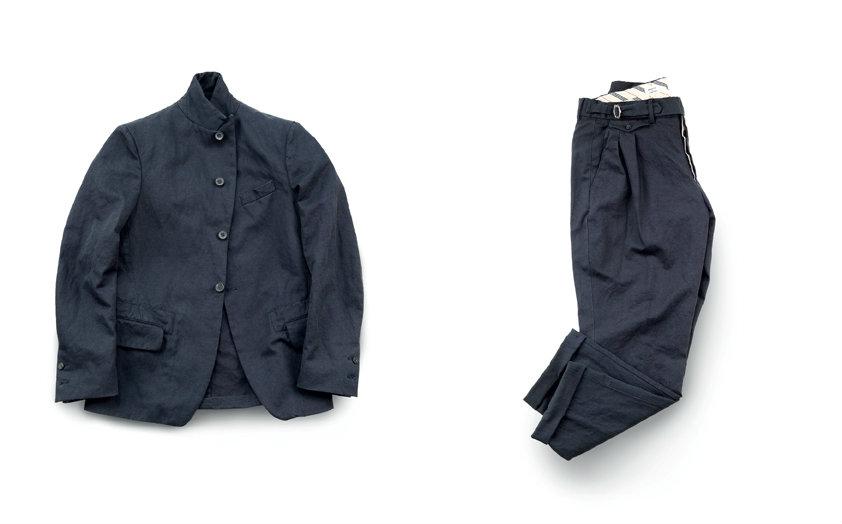 Cotton jacket - Wooster + Lardini Collection