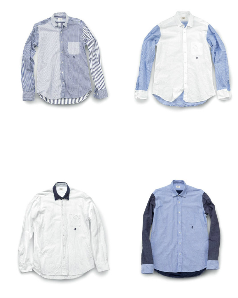 Woven Shirts - Wooster + Lardini Collection