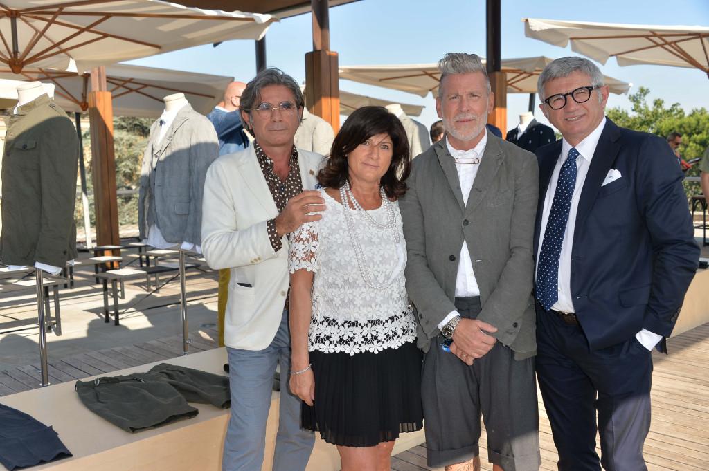 Wooster + Lardini Press Conference
