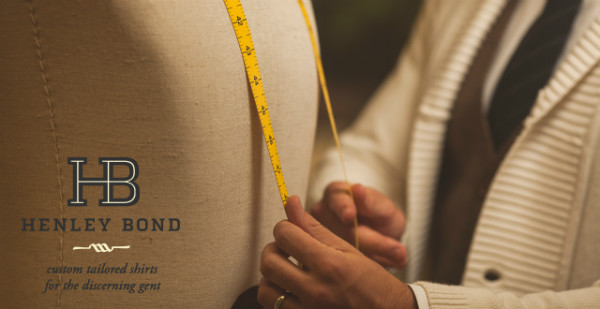 Henley Bond - Custom Tailored Shirts for Gentlemen