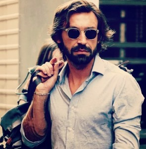 Andrea Pirlo Styled & Groomed