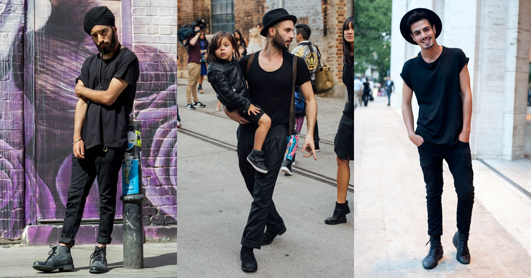 How To Make The All Black Trend Work For You This Summer