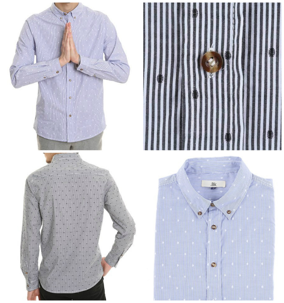 Startup Stripe Luxury Shirt by .Bk