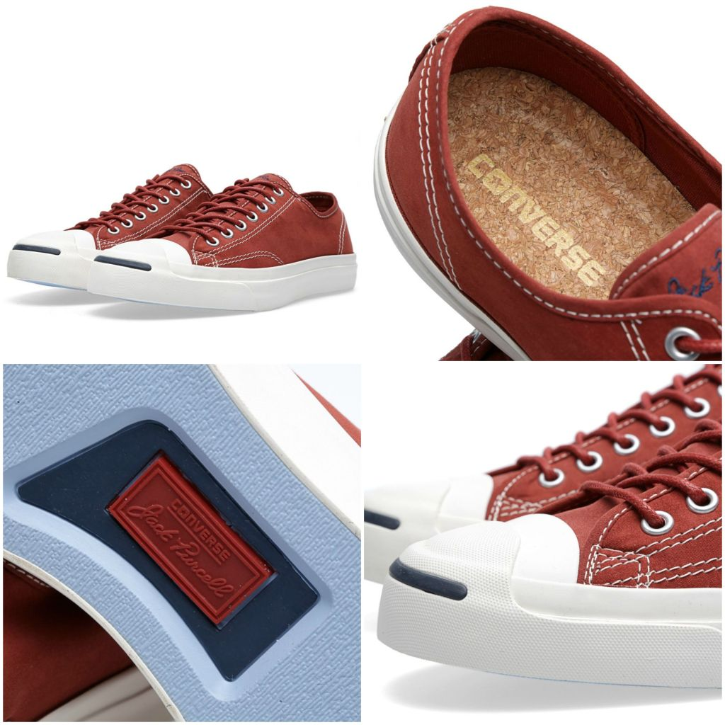 Converse Jack Purcell LTT Ox Washed