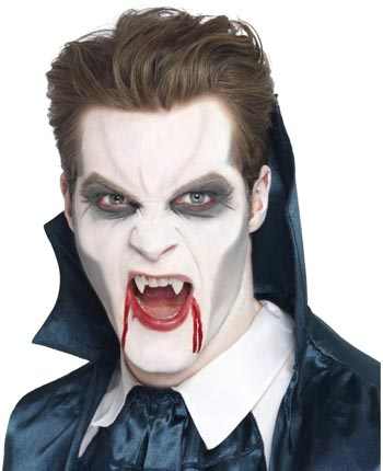 Count Dracula make up