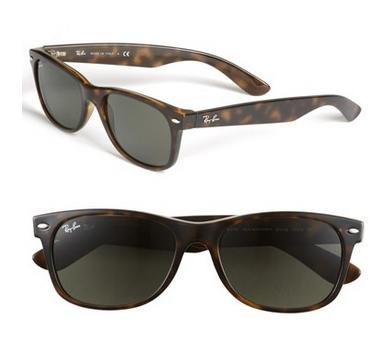 Ray Ban  New Wayfarer  55mm Sunglasses