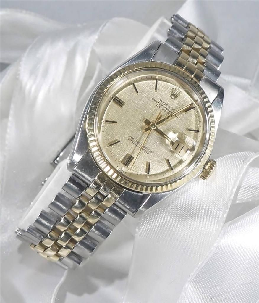 Rolex Oyster Perpetual Datejust 1968
