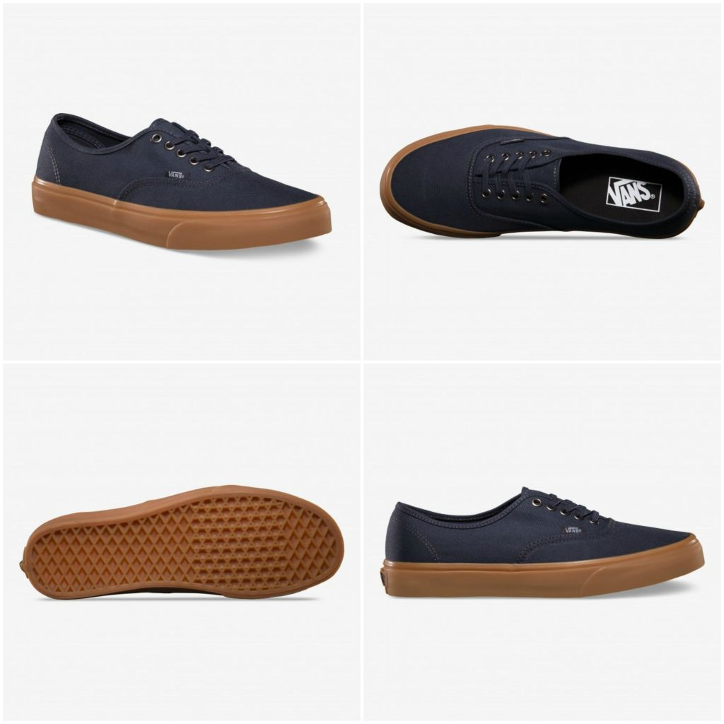 Vans Authentic Gumsole Trainers