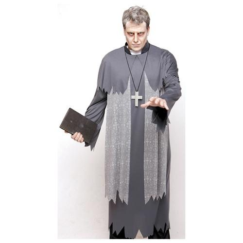 possessed priest costume