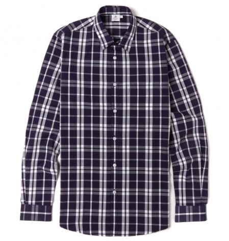 Brushed Cotton Shirt by Sunspel