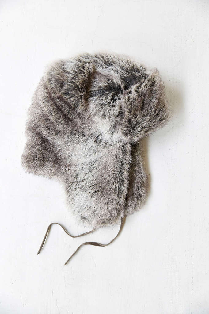 Allover Faux Fur Hat by Mad Bomber
