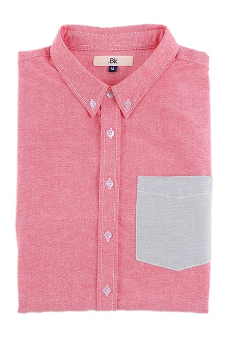 Pink Founders Shirt by .Bk - Gift Ideas for Men