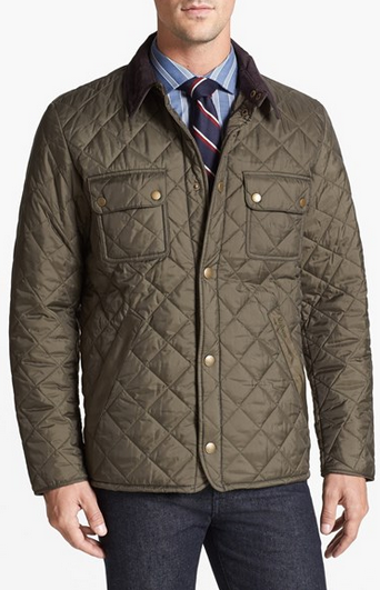 Quilted Jacket by Barbour - Gift Ideas for Men