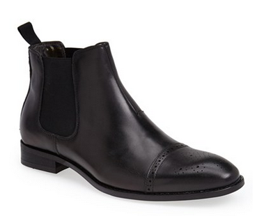 """Sergio"" Chelsea Boot by Vince Camuto"