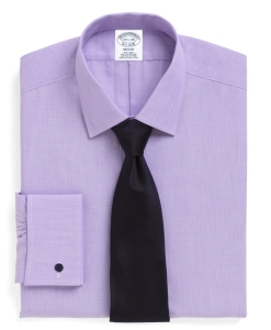 Purple Shirt by Brooks Brothers - Gift Ideas for Men