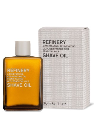 Pre-Shave Oil by Refinery