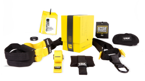 TRX Suspension Home Training Kit