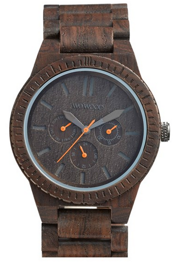 """Kappa"" Wood Watch by WeWood"