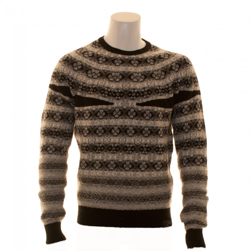 Patterned Jumper by Diesel - Gift Ideas for Men