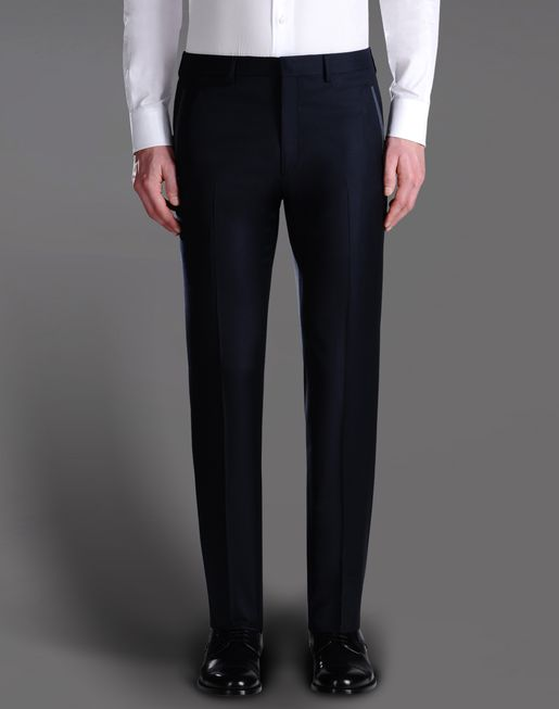 Dark Blue Trousers by Brioni - Gift Ideas for Men