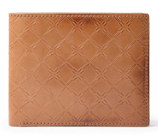 Hampton Bifold Wallet by Fossil
