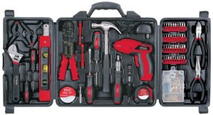 161 Piece Household Tool Kit By Apollo